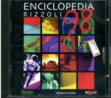 CD ROM ENCICLOPEDIA RIZZOLI 1998 RIZZOLI NEW MEDIA - CD