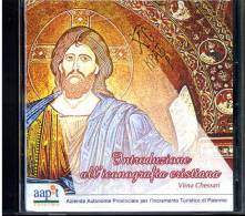 CD ROM VIRNA CHESSARI INTRUDUZIONE ALL´ICONOGRAFIA CRISTIANA AAPIT PALERMO - CD
