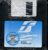 INFOTRASPORTI ORARIO FF SS ESTATE 2000 DISCHO DA 3.5 - 3.5 Disks