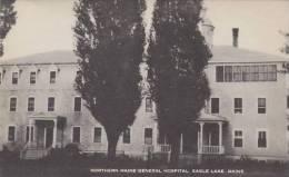 Maine Eagle Lake Northern Maine General Hospital Artvue