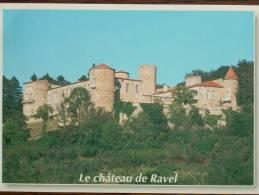 63 - RAVEL - Le Château De Ravel. - France