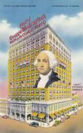 Florida Jacksonville Hotel George Washington Curteich - Jacksonville