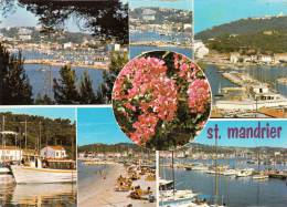 83 - Souvenir De Saint Mandrier - Multi-vues 1976 - Saint-Mandrier-sur-Mer