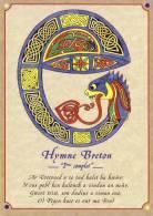 Thematiques Bretagne Hymne Breton BREIZH BRO GOHZ MA ZADOU . VIEUX PAYS DE MES PERES Lettre E - Bretagne