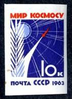 13560 ~   RUSSIA   1963   Mi.#2737B  (**) - 1923-1991 USSR