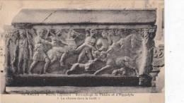 C1900 - ARLES - MUSEE LAPIDAIRE - SARCOPHAGE DE PHEDRE ET D'HYPPOLITE - Arles
