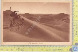 Africa - Les Grandes Dunes- Lehnert & Landrock - 1940/50 - Völker & Typen