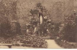 Ieper - Ypres - Yper  (Nels) Reguliere Kanunnikessen St Augustinus, Chanoinesses, Grot - Grotte - Ieper