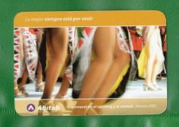 18 URUGUAY 2006 CALENDARIOS- Abitat- Carnaval - Calendriers