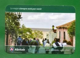 18a URUGUAY 2006 CALENDARIOS- Abitat- Carnaval Y  La Histórica Colinia - Calendriers