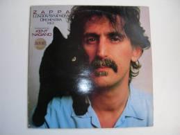 "33 Tours 30 Cm -  FRANK ZAPPA   - ZAPPA 5  "" BOGUS POMP "" + 2 ( ANGLETERRE ) - Vinyl Records"