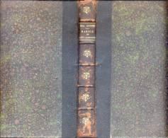 EDGAR QUINET - MARNIX DE SAINTE - ALDEGONDE - PHILOSOPHIE DE L'HISTOIRE DE FRANCE SIXIEME EDITION AÑO 1895 - 1801-1900