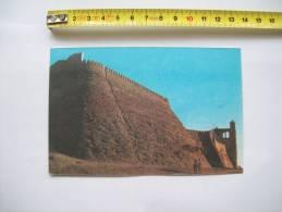 UZBEKISTAN-BUKHARA,RAMPAR T WALL - Uzbekistán