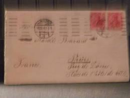 Lettre Entier Postal 15 Mars 1914 Hanhover - Cachets De Cire Intacts - Ganzsachen