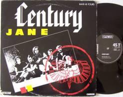 CENTURY  LP ROCK  Jane Disque Parfait état MINT - Disco, Pop