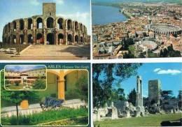 200213C Lot De 100 CPM Couleur Vierges Pour Courrier : Dep.13 Arles - Cartes Postales