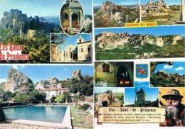 200213H Lot De 38 CPM Couleur Vierges Pour Courrier : Dep.13 Les Baux De Provence - Cartes Postales