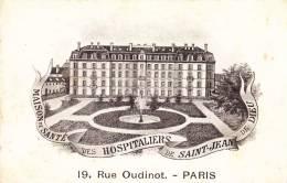 PARIS - Maison De Santé Des Hospitaliers De Saint Jean De Dieu - 19, Rue Oudinot - Saint Cloud