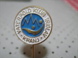 Water Polo TRIGLAV Kranj Slovenia - Wasserball