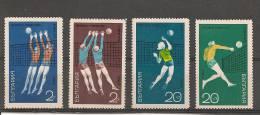Bulgaria 1970, Mundial Voleibol. - Bulgaria