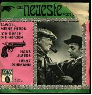 "7"" Zoll Single : Albers, Hans , Rühmann Heinz  - EMI-Electrola / Odeon (LC 00287) O 21 954 Von Ca. 1975 - Vinyl-Schallplatten"