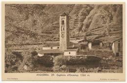 CP ANDORRE ED.PANTEBRE Nº29 ENCAMP - Andorra