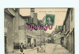 Br - 03 - SOUVIGNY - Rue De La Place - - France