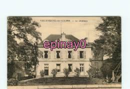 Br - 03 - VILLENEUVE SUR ALLIER - Le Chateau - - France