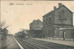 BLEHARIES. - La Gare - Brunehaut