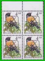 BUZIN - PRE 825** Traquet Pâtre / Roodborsttapuit - Splendides CURIOSITES Novarode - 1985-.. Pájaros (Buzin)