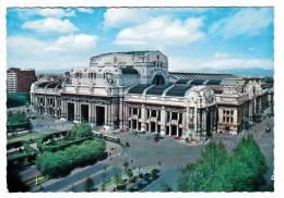 Italie - Milano - Piazza Duca D'Aosta E Stazione Centrale - Milano (Milan)
