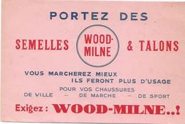 Buvard Semelles Et Talons Wood Milne - S