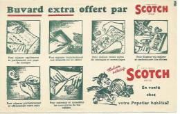 Buvard Scotch - Buvards, Protège-cahiers Illustrés