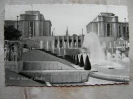Paris -  Le Palais De Chaillot       D97828 - France