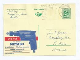 Publibel Nummer 2495 N, Metabo Boormachines - Entiers Postaux
