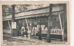 ORLEANS - La Foire Exposition - Le Stand De La Maison Guérin Boutron ( Chocolat ) - Orleans