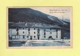 *  CPA..( Dépt 73 )..MONT -CENIS ( Frontière. France - Italie ) :  Grand Hôtel De La Poste   - Voir Les 2 Scans - Autres Communes