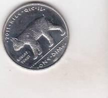 Sovereign Nation Los Coyotes Indians 10 Cents 2011 ,uncirculated - Autres – Amérique