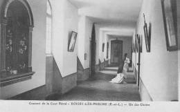 CPA - 28 - Eur Et Loir - Boissy-lès-Perche - Couvent Cour Pétral - Un Des Cloîtres - Animée - État TB - France