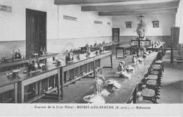 CPA - 28 - Eur Et Loir - Boissy-lès-Perche - Couvent Cour Pétral - Réfectoire - État TB - France