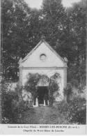 CPA - 28 - Eur Et Loir - Boissy-lès-Perche - Couvent Cour Pétral - Chapelle N.-D. De Lourdes - Animée - État TB - France