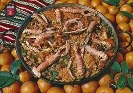 VALENCIA.  Paella Y Naranjas. - Recetas De Cocina