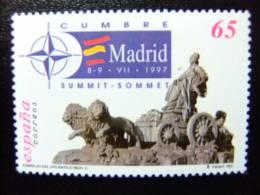ESPAÑA SPAIN ESPAGNE 1997 CUMBRE DEL CONSEJO ATLANTICO NORTE   Edifil Nº 3496 ** Yvert Nº 3072 ** MNH - APEC