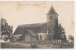 39 // BRAINANS   L'église - France