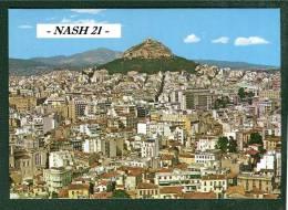 - CPM - Carte Postale - Grece - Athenes - Vue Partielle - - Greece