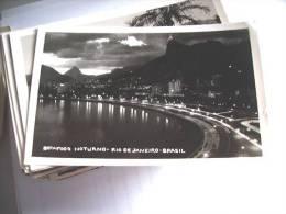 Brazilië Brasil Brasilia Rio De Janeiro Noturno Botafogo - Rio De Janeiro