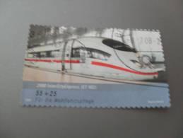"""BRD 2006  Mi. Nr. 2561   O /  Gestempelt     """" Eisenbahnen In Deutschland """" - Gebruikt"""
