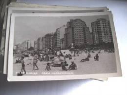 Brazilië Brasil Brasilia Rio De Janeiro Praia Copacabana - Rio De Janeiro