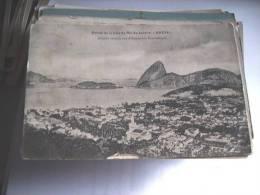 Brazilië Brasil Brasilia Rio De Janeiro Baie Old - Rio De Janeiro