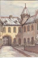 5138 HEINSBERG, Heimathaus Der Heinsberger Lande, Künstler Th. Baumgarten - Heinsberg